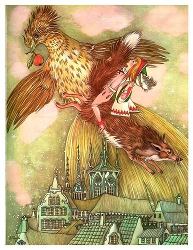 005-El pajaro de oro-Adrienne Segur