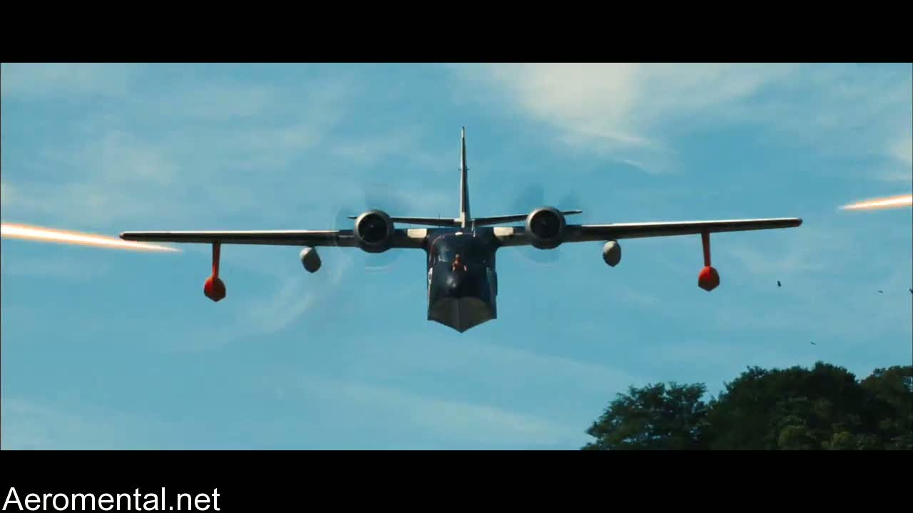 The Expendables airplane Lee Christmas