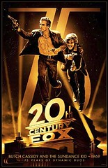 poster 75 Aniversario  20th Century Fox