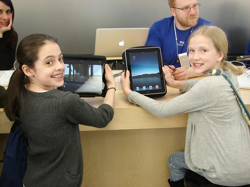 Look at these iPads!