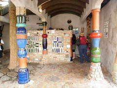 World Famous Hundertwasser Toilets