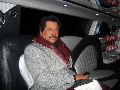 Ataullah Khan- Audi Q7 Limo