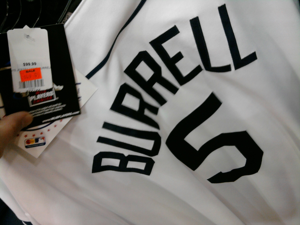 Now Even Stores Can't Get Rid Of Pat Burrell