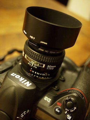 Nikkor AF 50mm f/1.4D (9)