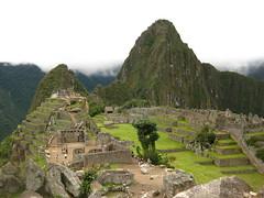 Wayna Picchu from Machu Picchu