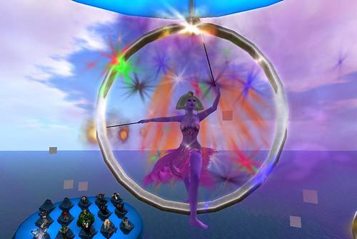 Fantasy Faire - Fireshow