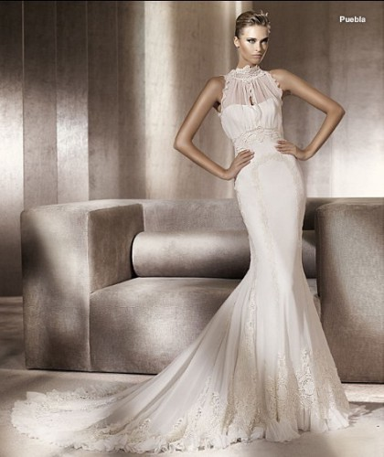 Pronovias Puebla, Pronovias 2012 collection, maryland bridal boutique