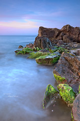 So quiet... (M. Mora) Tags: seascape landscape nikon playa paisaje murcia nd 365 nikkor hitech marinas mazarrn d90 nikkor1755 30segundos miguelmora puertomazarron mygearandme mygearandmepremium dblringexcellence