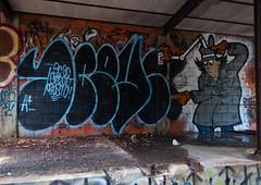 Go Go Gadget Rusto! (break.things) Tags: nyc newyorkcity ny newyork graffiti 2010 dcever dceve smartcrew gogogadgetrusto