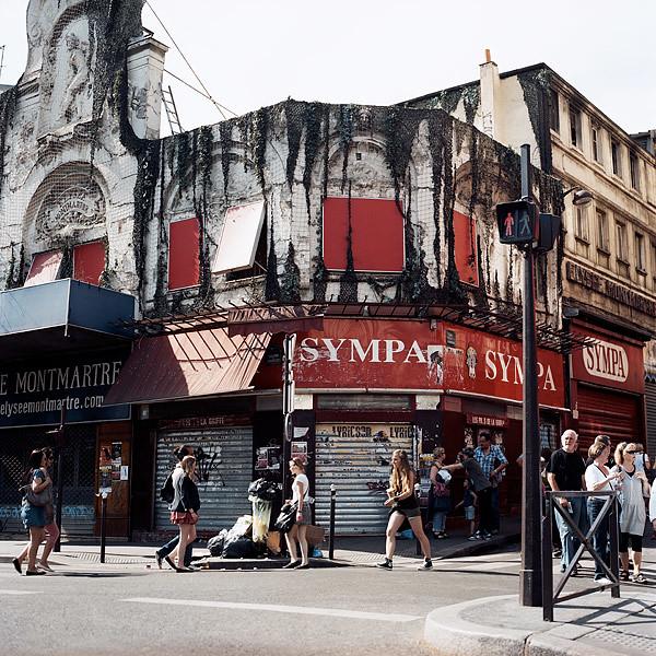 Paris Anvers