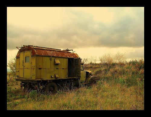 Old car by Patrik_Ontkovic