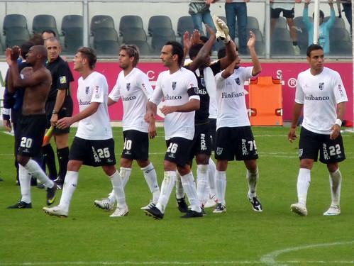 Vitória - Feirense