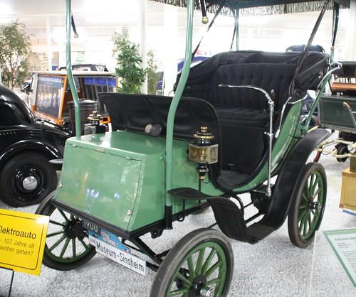 Elektrofahrzeuge – keine Entwicklung der Neuzeit
