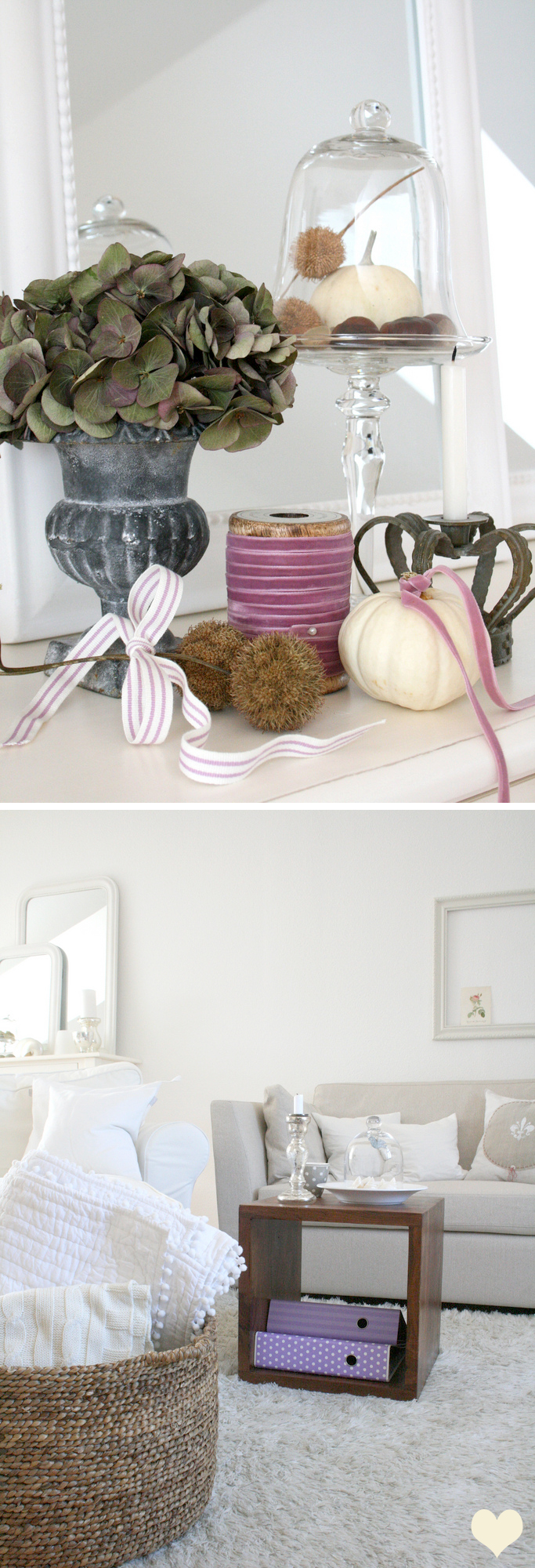Organize Your Seasonal Home Decorating - All Home Decor It's Home