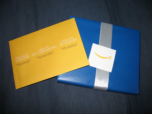 Flickriver: Photoset 'Designing Interactions Amazon Gift' by Matt ...