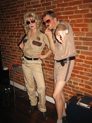 (jkownacki) Tags halloween costume johnson rufus clementine reno911 justinkownacki annturiano  sc 1 st  Fiveprime & The Worldu0027s most recently posted photos of halloween and reno911 ...