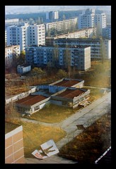 Chernobyl Disaster (8333696) Tags: city plant abandoned town power fairground russia accident ghost union explosion radiation nuclear before ukraine disaster soviet stalker derelict deserted ussr cccp chernobyl pripyat