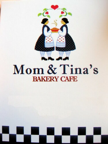 Blogged:  Mom and Tina's
