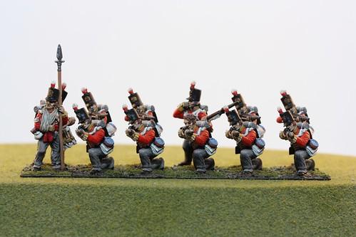 Napoleonic Gunline
