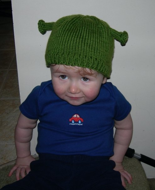 Easy Crocheted Baby Hat - A Free Pattern - Crochet -- All About
