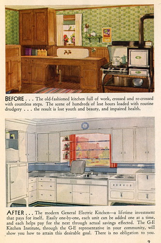 The New Art cookbook, 1934: Before and after