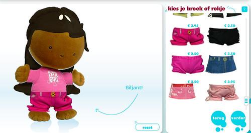 Regalos para niños, Muñecos a la moda de Dushi Like You