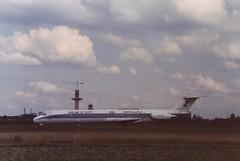 Mcdonnell Douglas MD-82 (Den Batter) Tags: minolta spl schiphol zas x700 eham mcdonnelldouglas sudak md82 01l19r