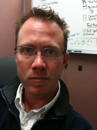 Movember 2009 day 23