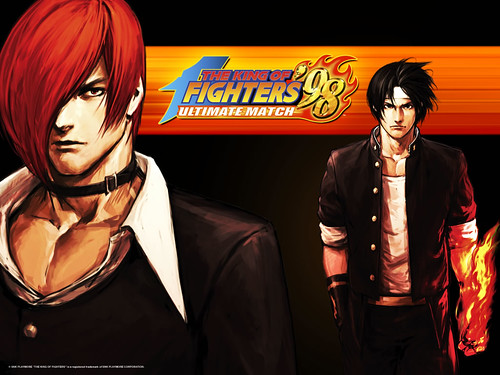 wallpapers kof. and wallpapers from KOF