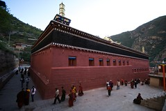 Dege, Tibet  005 (neilwade) Tags: china travel photography buddhism tibet remote printingpress dege derge  monasterychinadegetibet