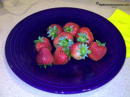 120220091580-strawberries-blue-fiestaware-plate
