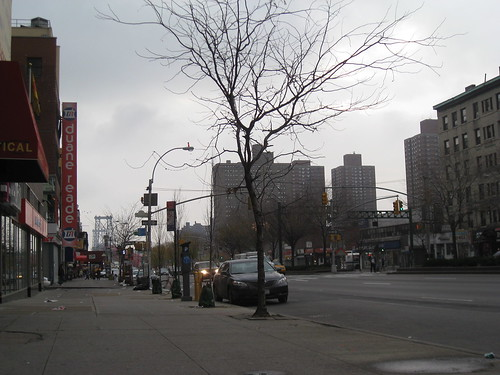 Delancey Looking East