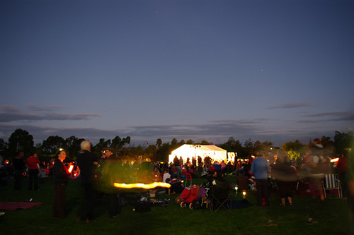 Carols in All Nations 2009