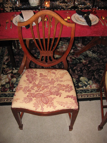 dining chair AFTER