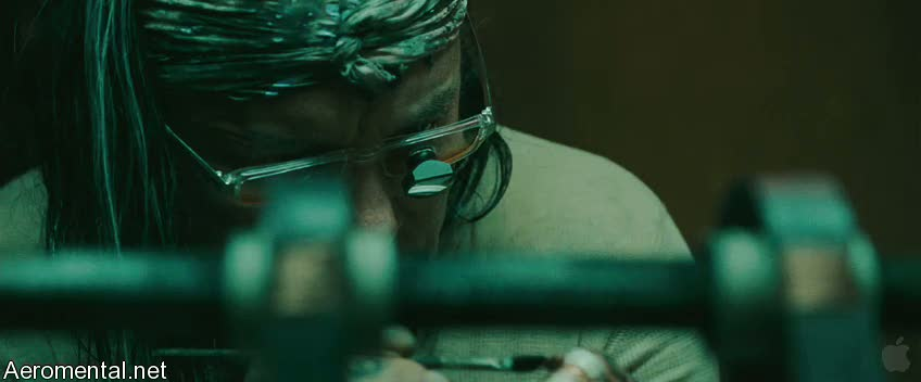 Iron Man 2 Trailer 2 Ivan Vanko lenses
