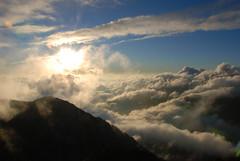 雲海很美~~
