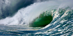 Irons ( KristoforG) Tags: ocean water canon photography hawaii bay big slam sand surf pacific wave tsunami waimea housing eddie tidal 2009 gellert aikau kristofor invitaional sorebreak
