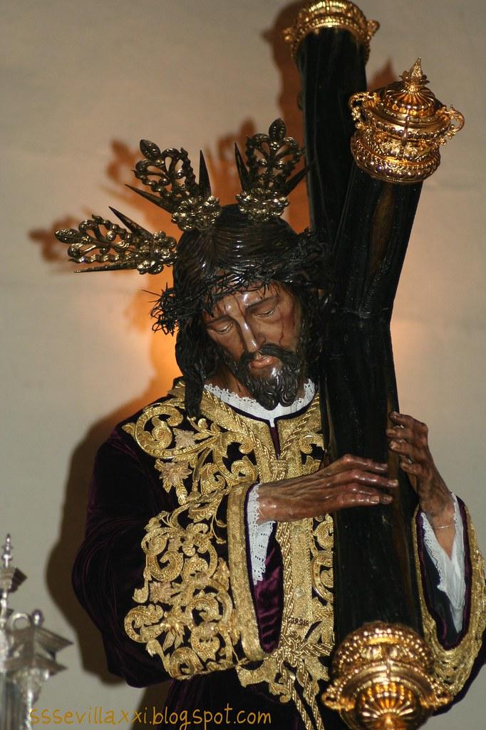 Nuestro Padre Jesús de la Divina Misericordia. Miércoles Santo 2009