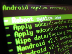 Rooting my HTC Hero Android Phone