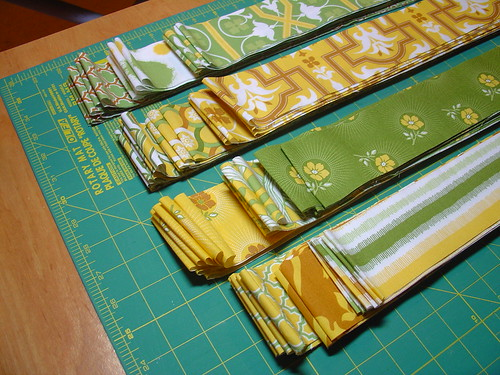 Deer Valley fabric strips