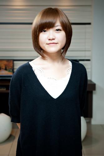 [ 女生髮型 ] 髮質 髮色