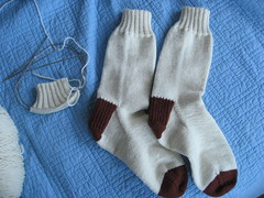 Ricky's socks pair 2