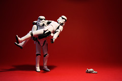 """Stormtroopers: """"Armored shock troops of the Empire"""""""