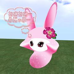Tiny Mushroom Avatar (Rabbit) Ex