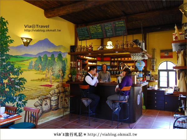 【魔法咖啡屋】Mofa Cafe~在南投國姓鄉來一杯魔法咖啡27