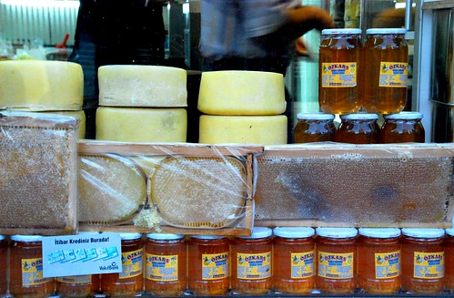 cheese and honey, kars