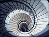 Escalera de caracol. (Sponja!) Tags: biblioteca fondo almería tarde caracol escaleras barandilla escalón sponja escalerasdecaracol villaespesa