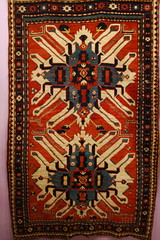 Museum of Folk Art - Yerevan, Armenia - Carpet (jrozwado) Tags: museum carpet asia folkart armenia yerevan ethnography traditionalcraft  museumoffolkart