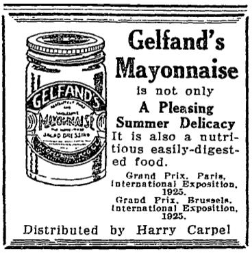 1926_gelfands_mayo
