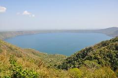Nicaragua, Masaya, Catharina, laguna Apoyo